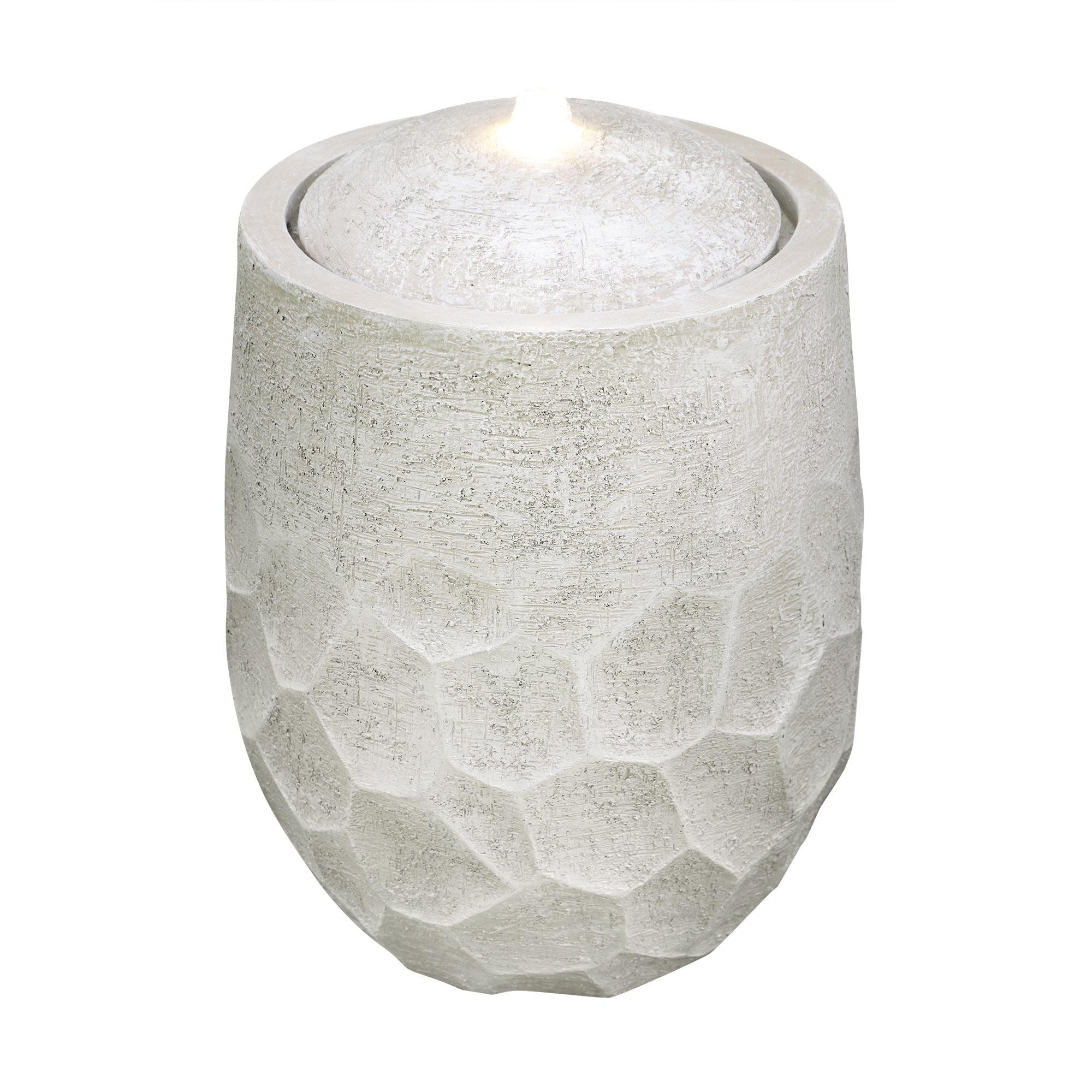 Фонтан уличный Dw-fontain/dwf шар в камне 39х39х49см