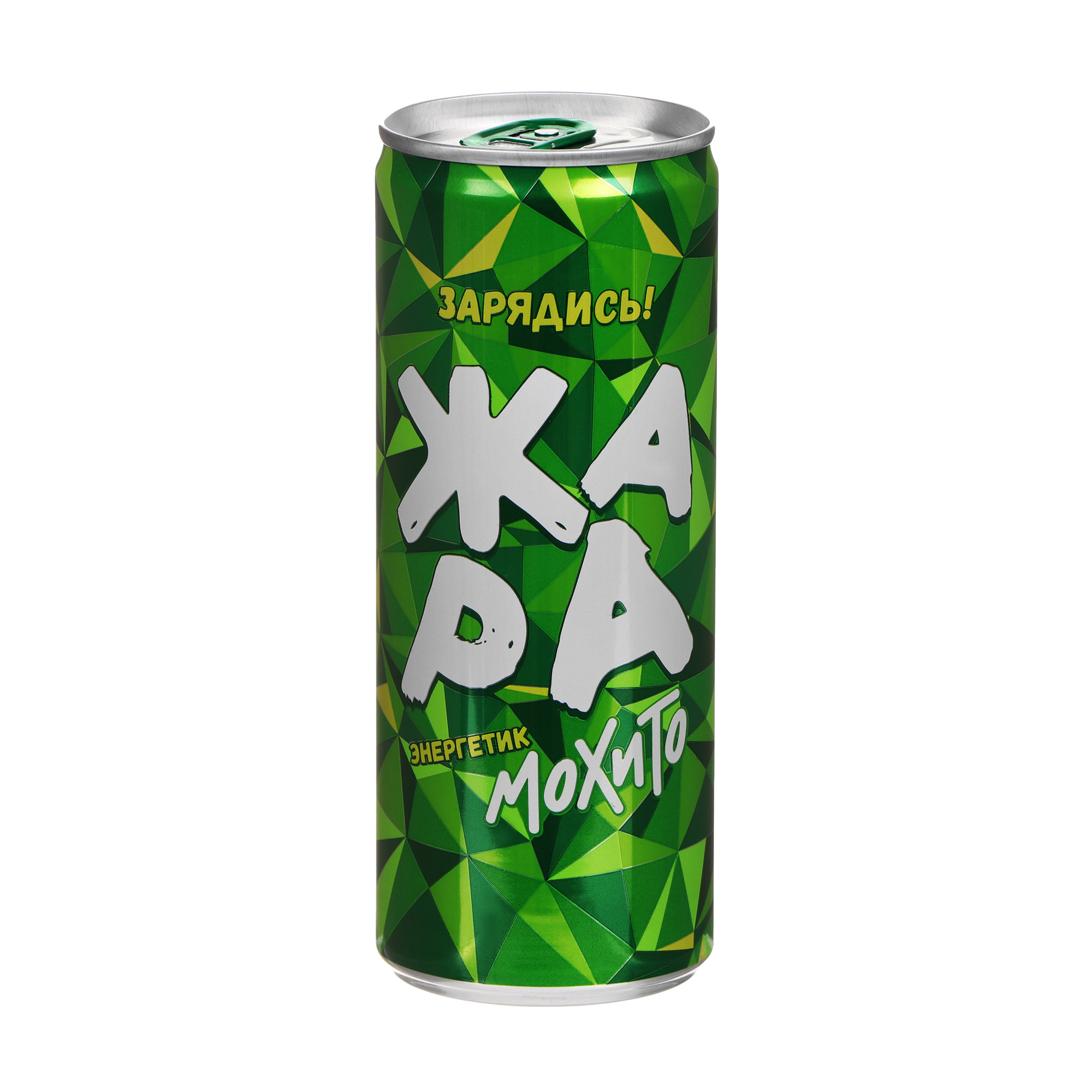 Напиток энергетический Жара Мохито 250 мл напиток энергетический monster green 500 мл