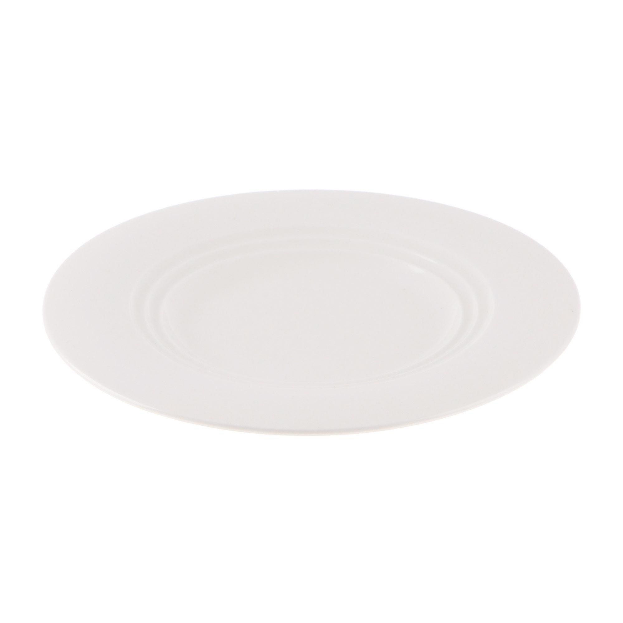 Тарелка Cameo Concentrics фарфор 21 см