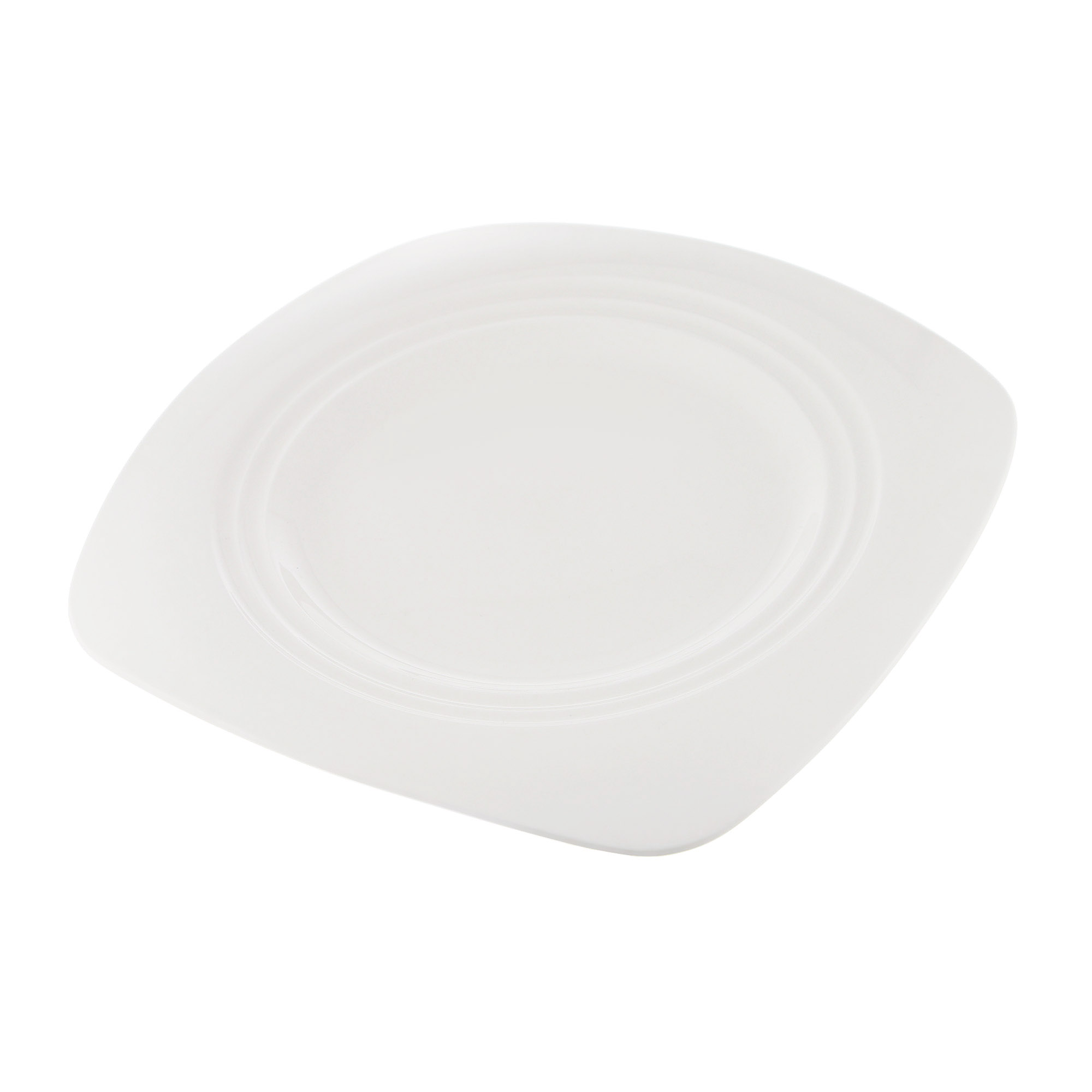 Тарелка Cameo Concentrics фарфор 27,7х27,7 см