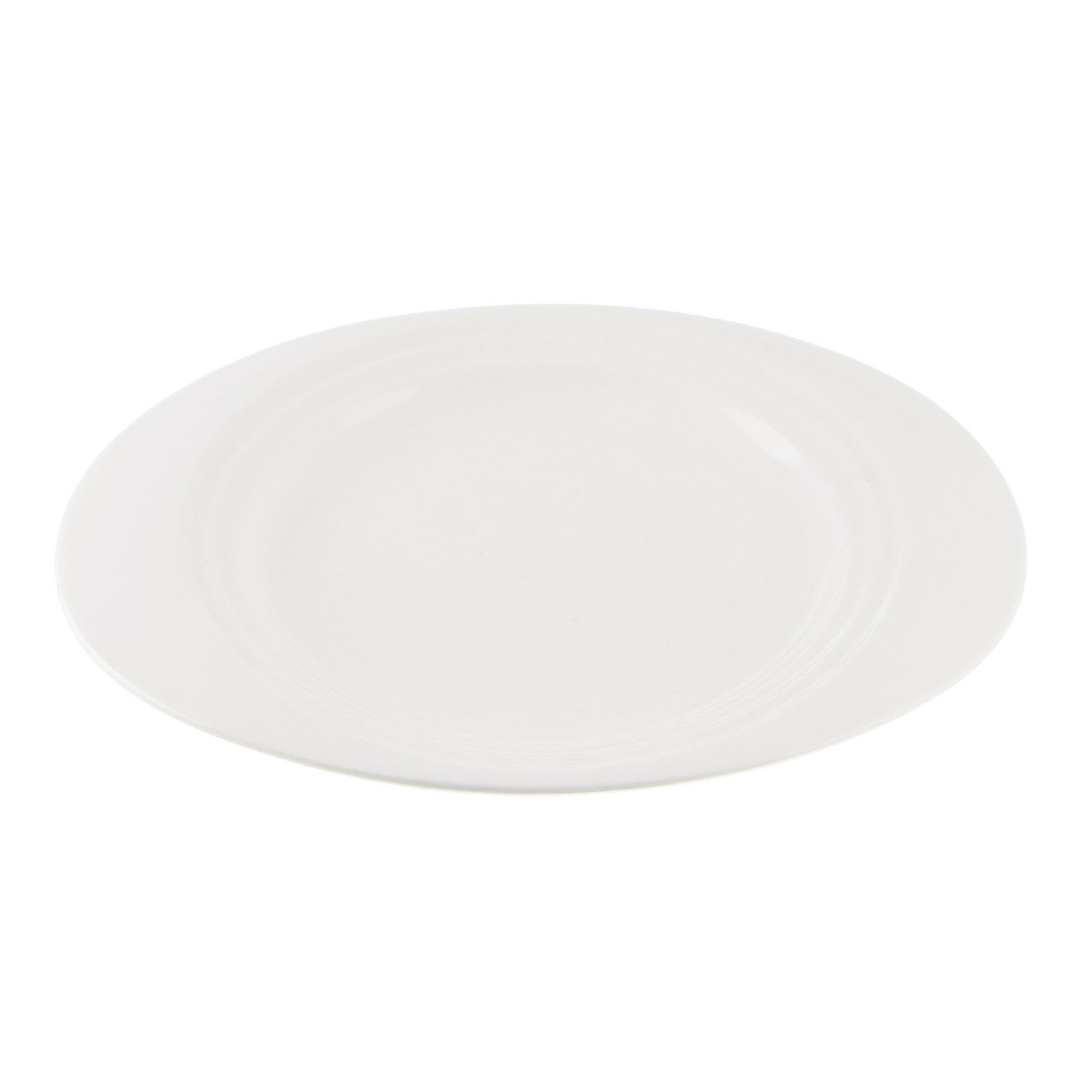 Тарелка Cameo Concentrics фарфор 28,2 см