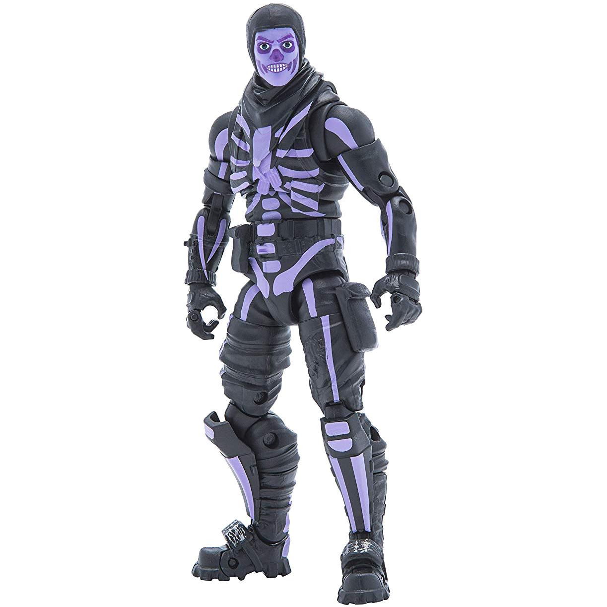 Купить Фигурка Fortnite Skull Trooper FNT0065, фиолетовый, черный, пластик, для мальчиков, Наборы игровые