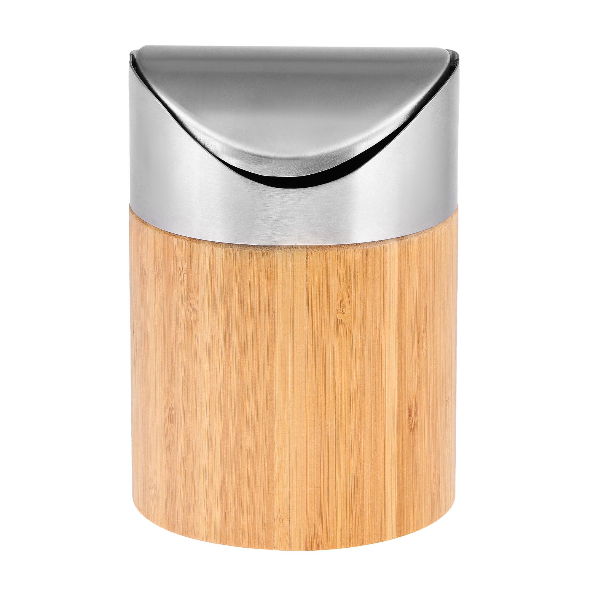 Контейнер настольный для мусора Zeller d-12х17 см