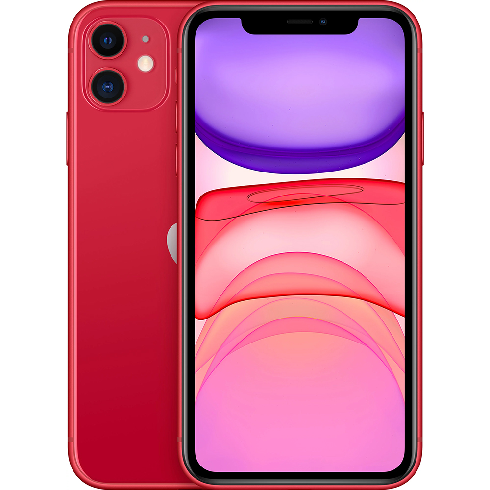 фото Смартфон apple iphone 11 128 gb red