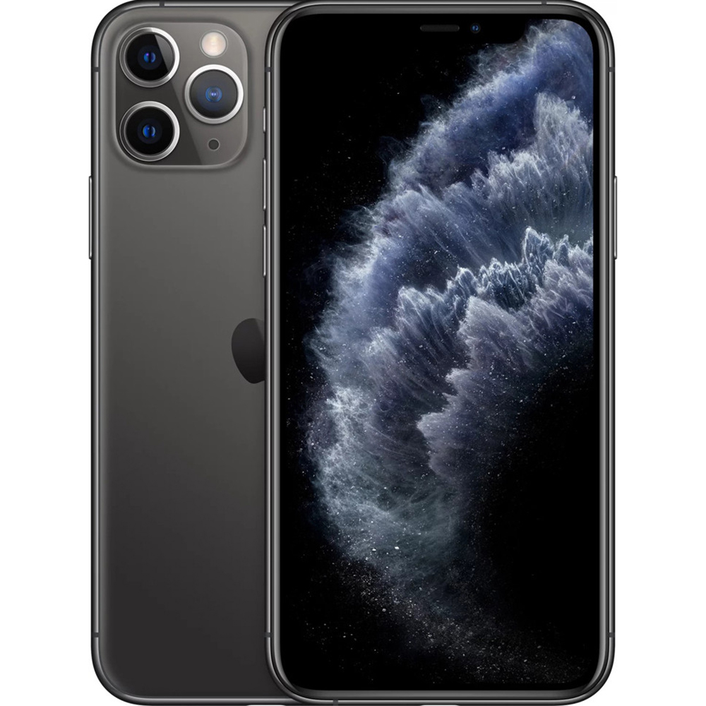 Смартфон Apple iPhone 11 Pro Max 256 GB Space Gray телефон apple iphone xs max 512gb a2101 space gray