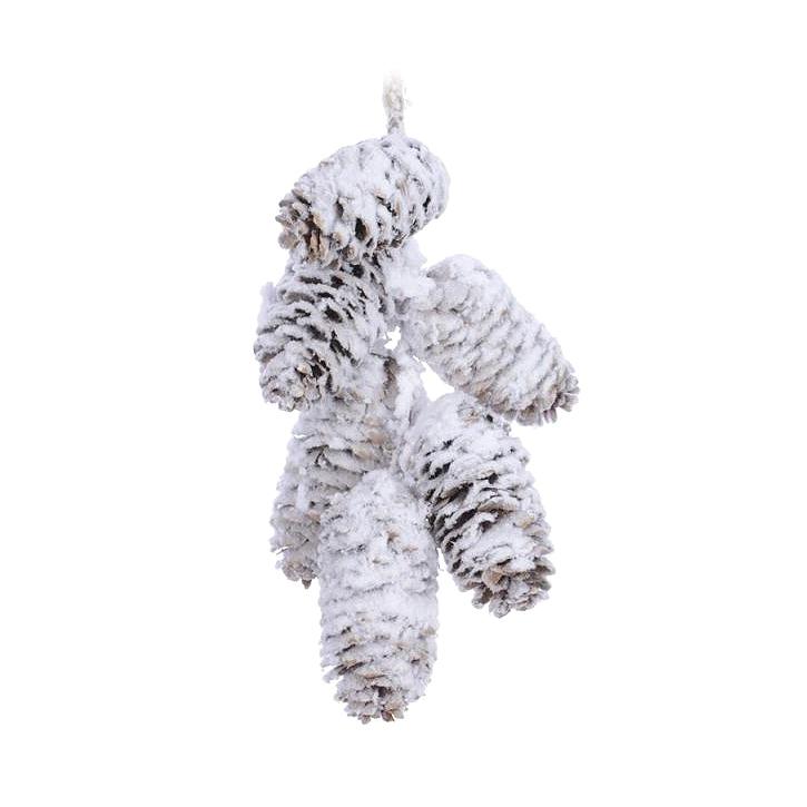 Украшение декоративное Kaemingk с шишками 11х18 см