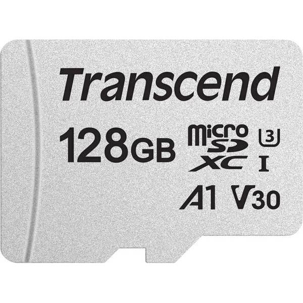 Фото - Карта памяти Transcend MicroSD 128GB UHS-I U1 TS128GUSD300S-A карта памяти transcend ts256gusd300s a
