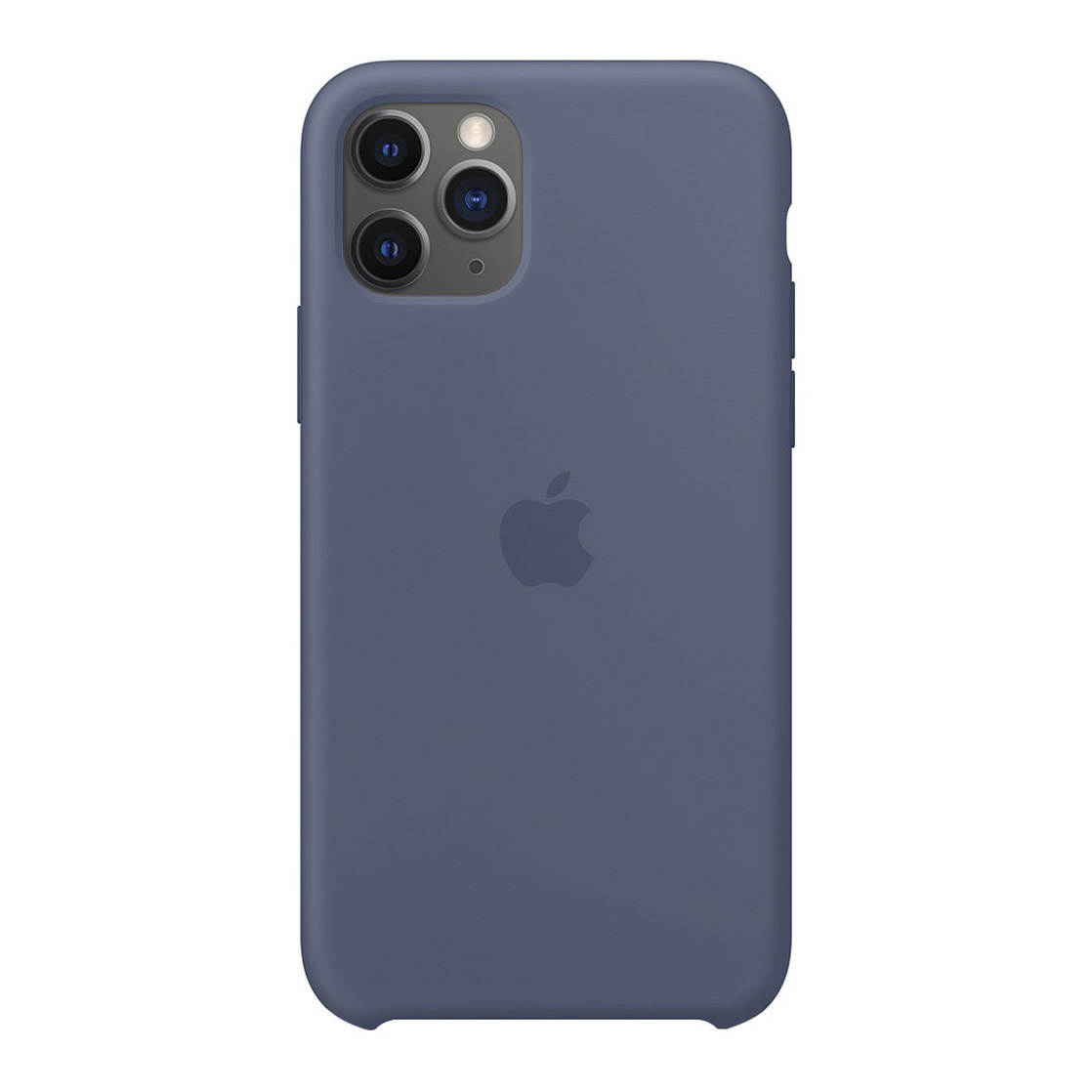 Чехол для смартфона Apple iPhone 11 Pro Silicone Case, темно-синий