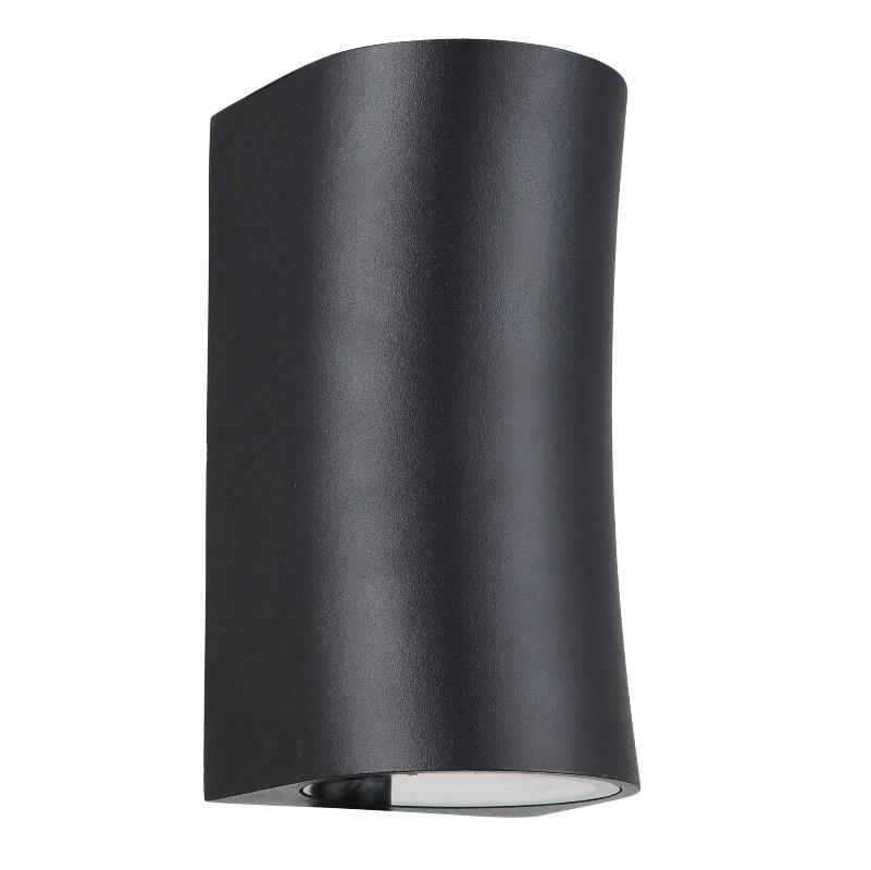 Купить Светильник светодиодный серый Elvan 803rd-2х10w, светильник