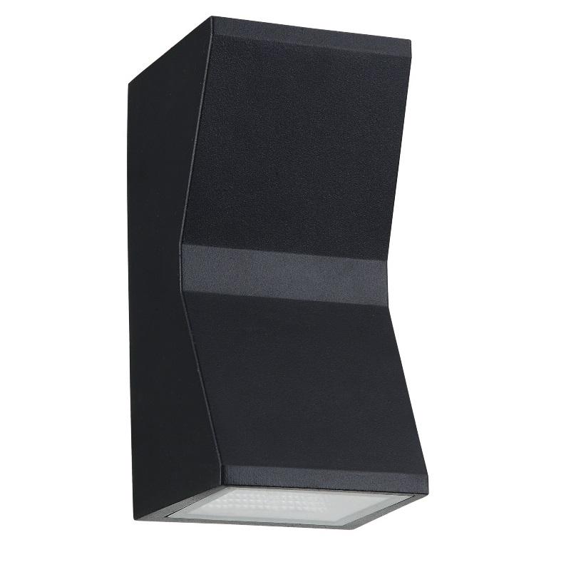 Купить Светильник светодиодный серый Elvan 804sq-2x10w, светильник