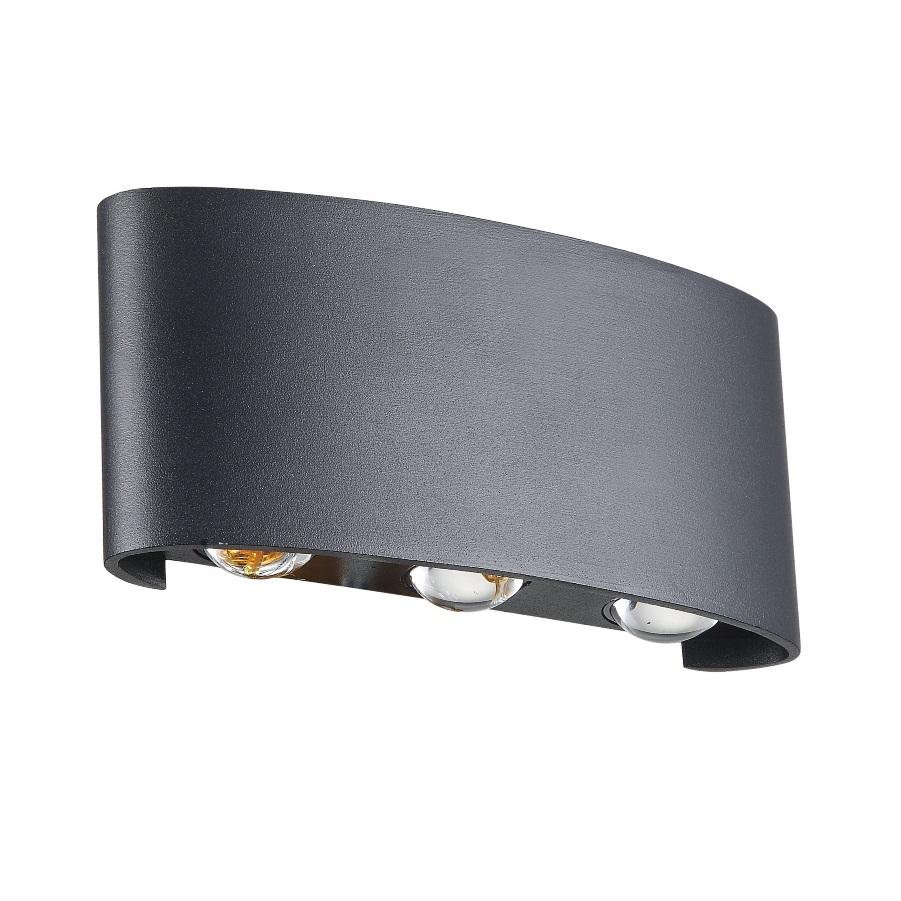 Купить Светильник светодиодный серый Elvan 5131-6x1w, светильник