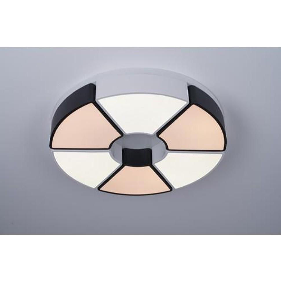 Светильник потолочный Artelamp A8083PL-6WH трековая система artelamp a3058pl 6wh