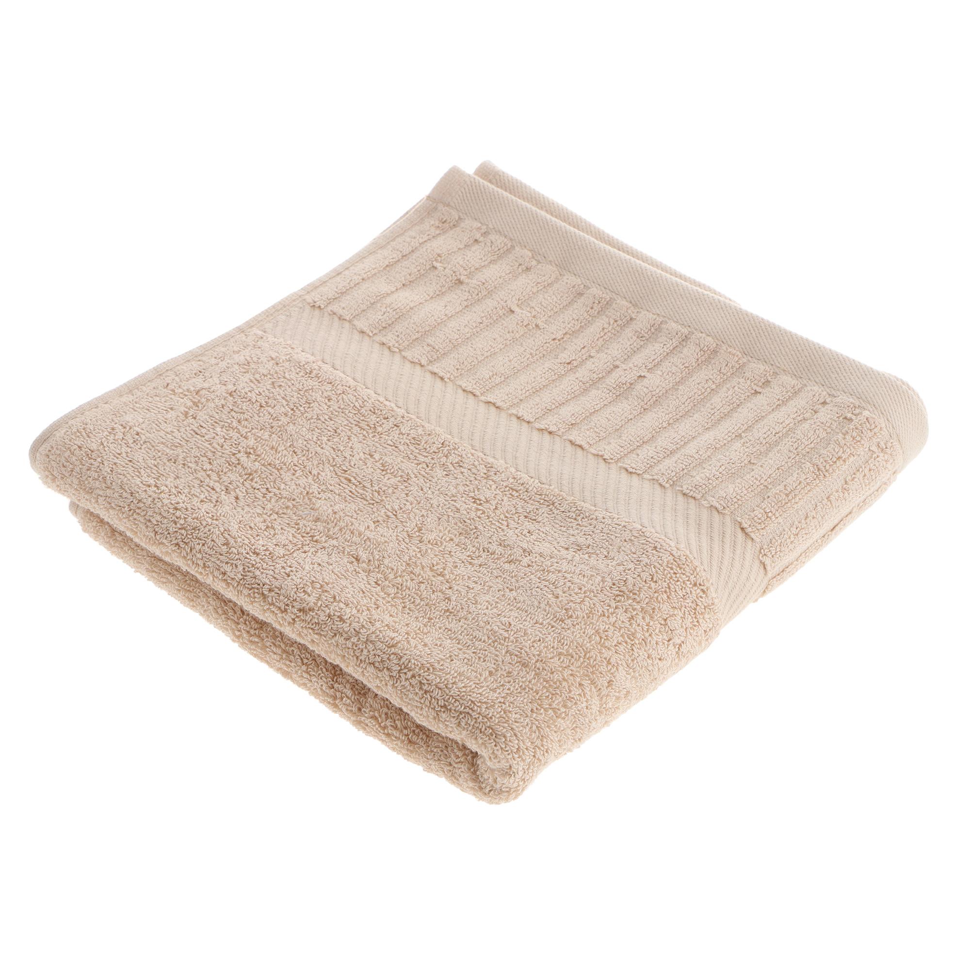 Полотенце Estia тасти бежевый 70x140 полотенце томдом пениома светло бежевый