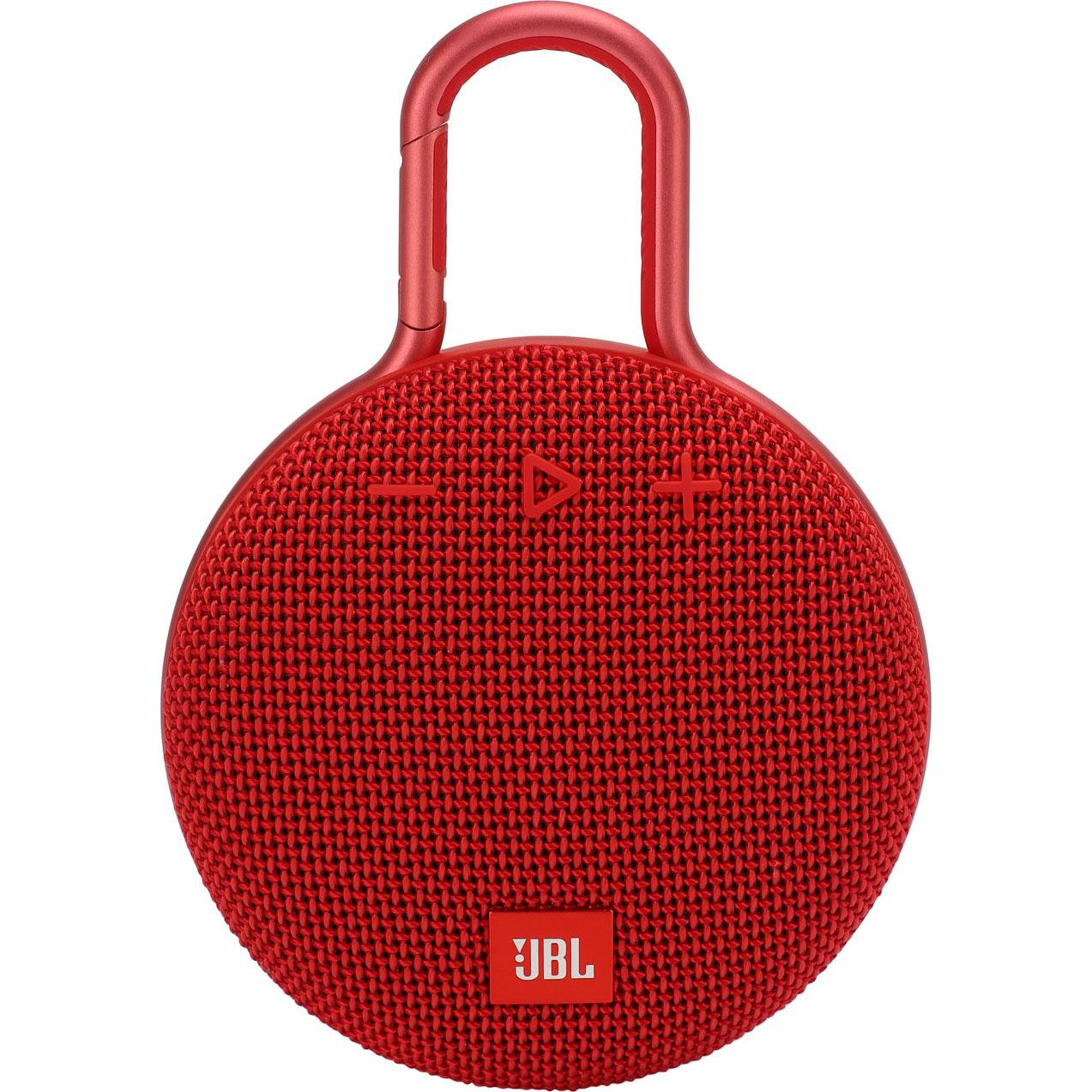 Портативная акустика JBL Clip 3 Red