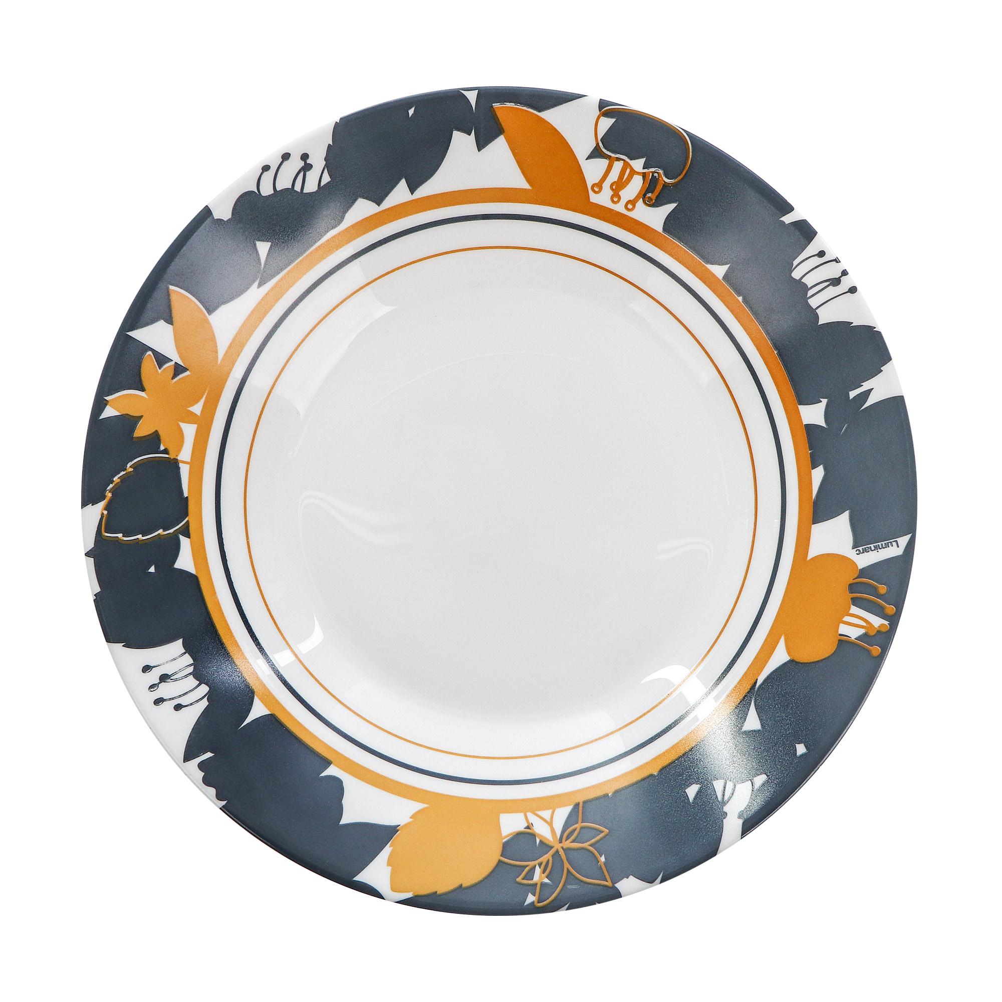 Тарелка суповая Luminarc Orme 23 см тарелка суповая luminarc amely 22 см