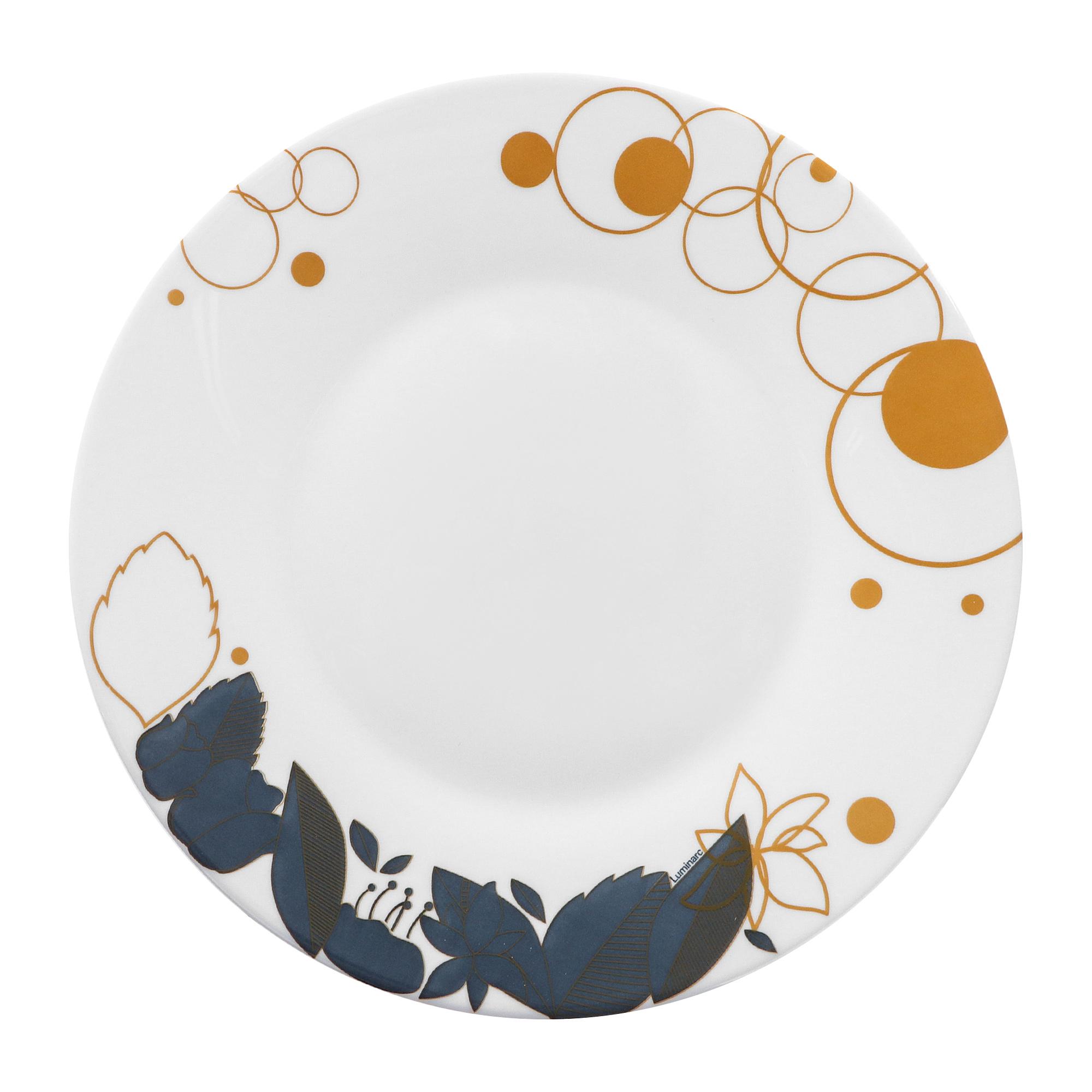 Тарелка десертная Luminarc Orme 22 см luminarc тарелка десертная latone 22 см белый
