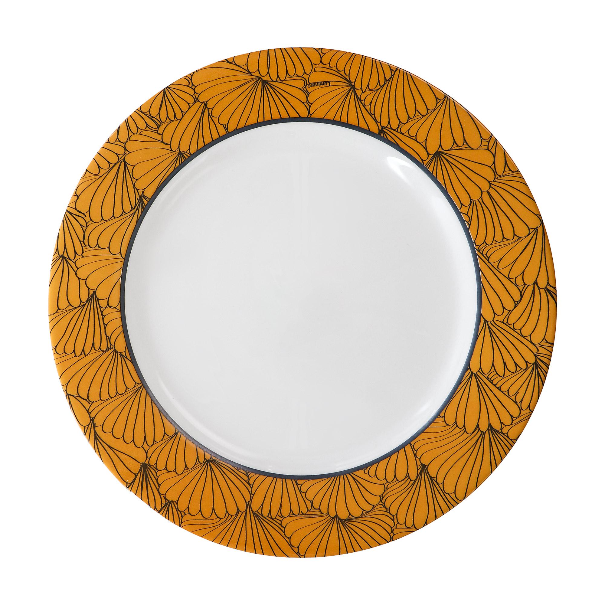Фото - Тарелка обеденная Luminarc Prusse 26 см тарелка обеденная 26 см luminarc arty marine