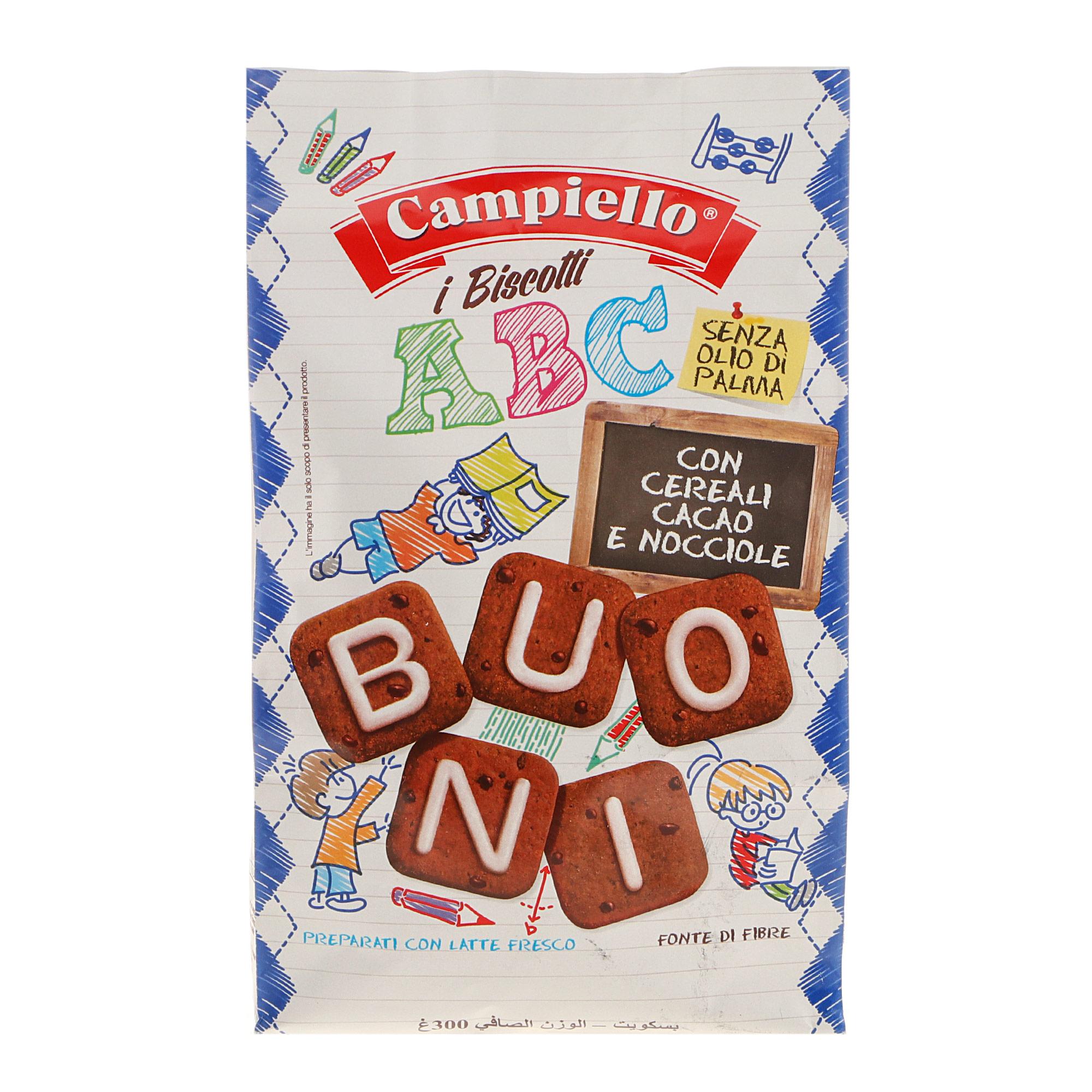 Фото - Печенье Panealba Campiello с буквами 300 г печенье choco boy грибочки 45 г