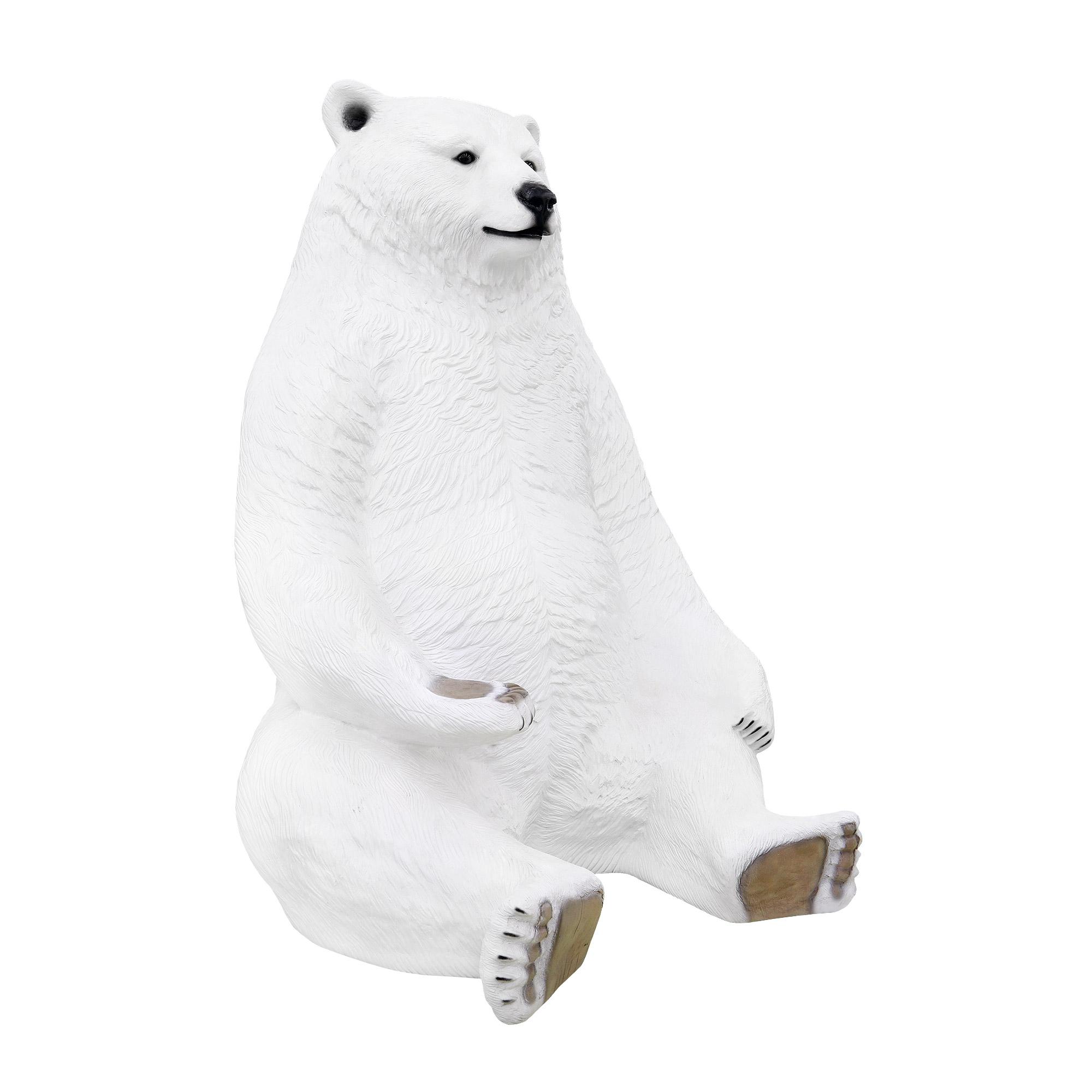 Фигура Kaemingk медведь полярный 168х159х226см