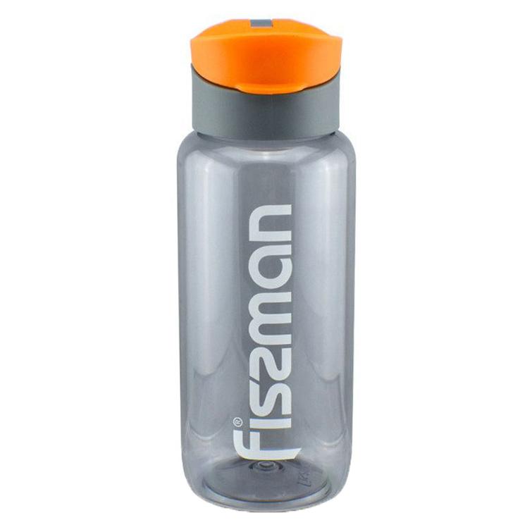 Бутылка для воды Fissman 650 мл scitec nutrition бутылка для воды water jug 1890 мл