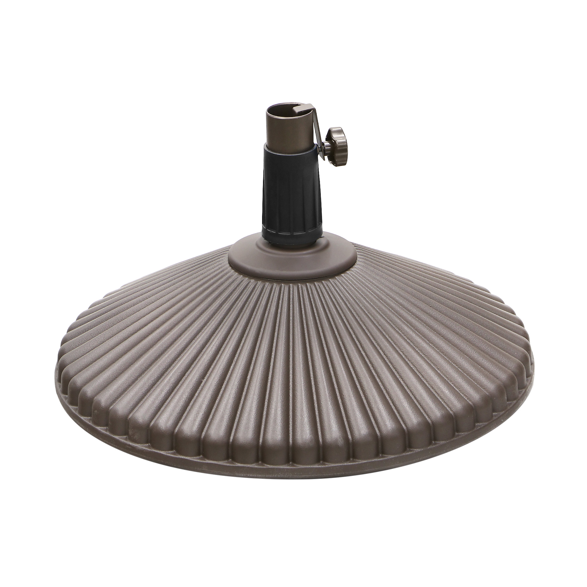 Основание для зонта пластиковое Zhengte д.59см абнетт д основание