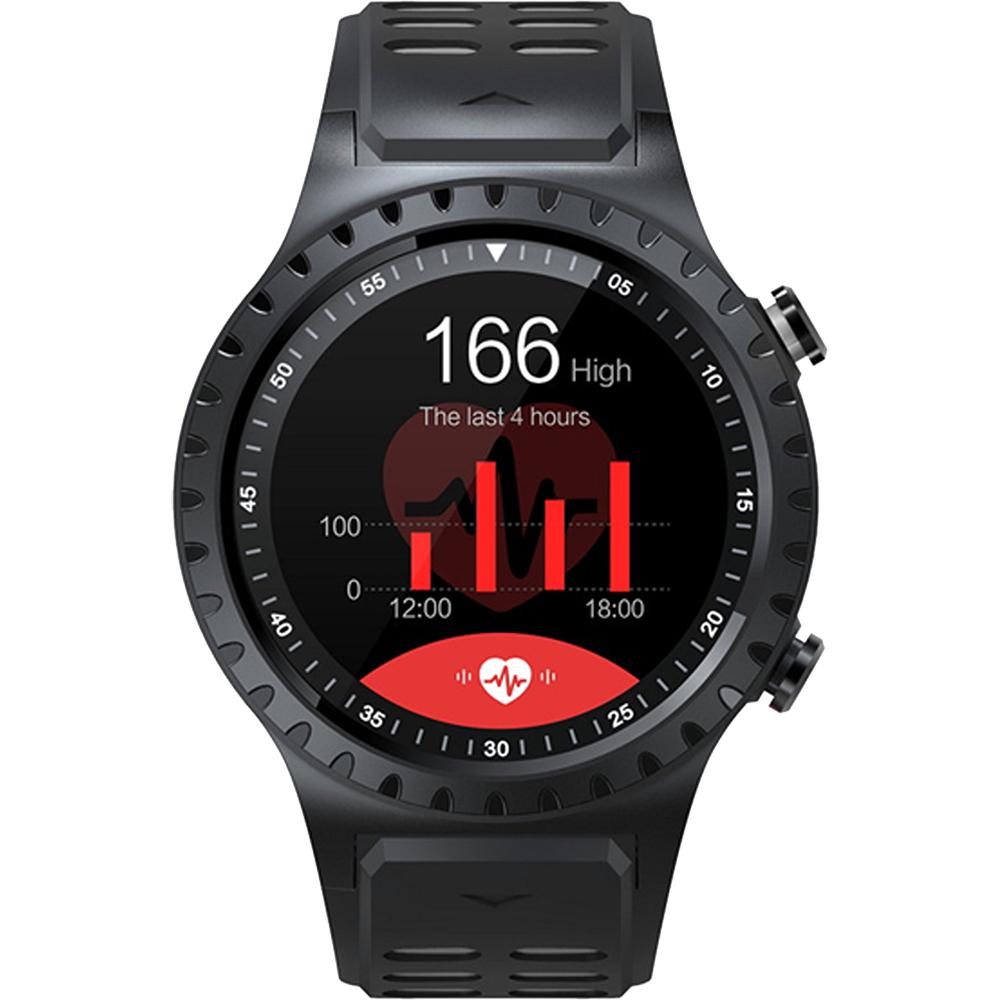 Умные часы GEOZON Sprint G-SM02BLKG фото