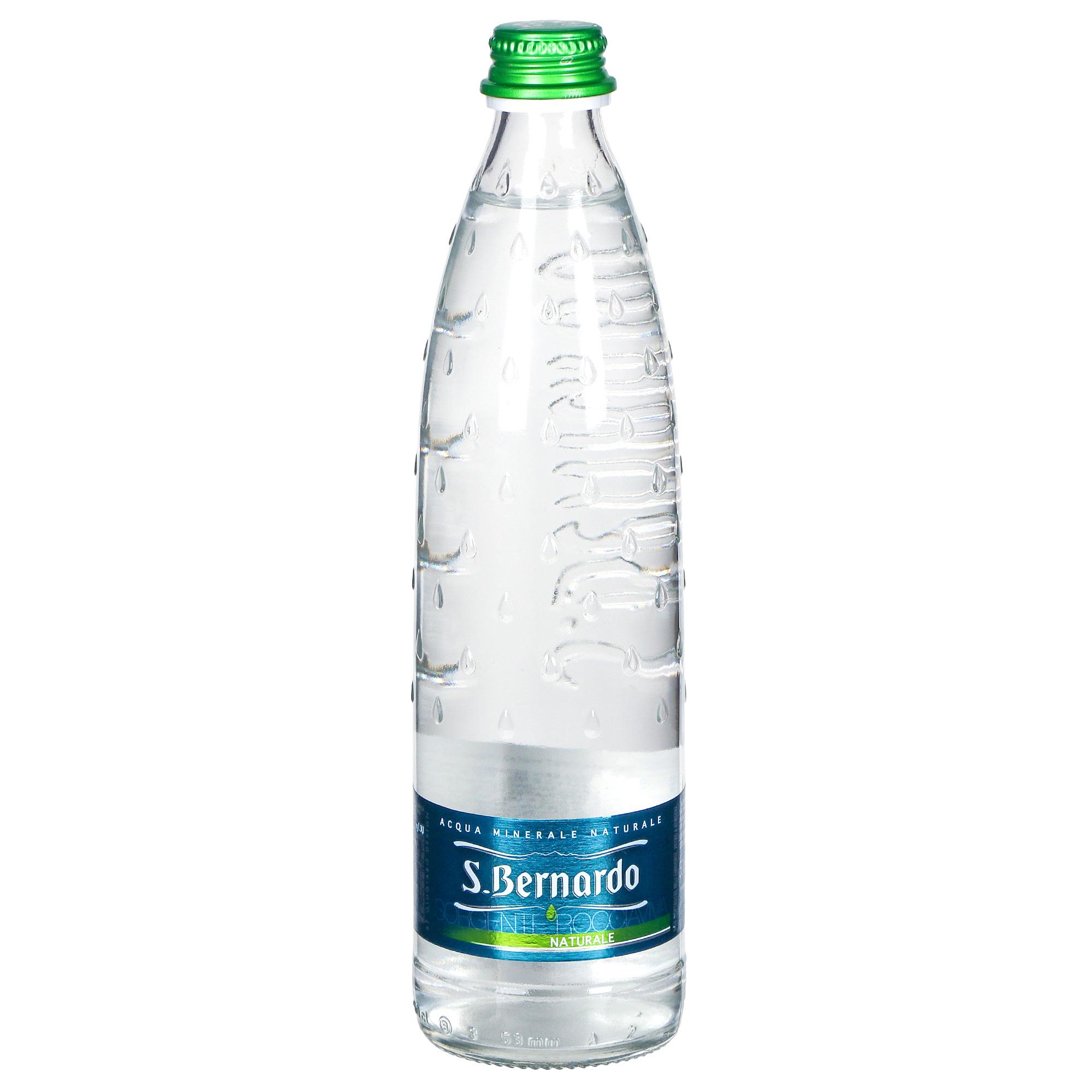 Вода San Bernardo негазированная 500 мл вода san bernardo газированная 1 л