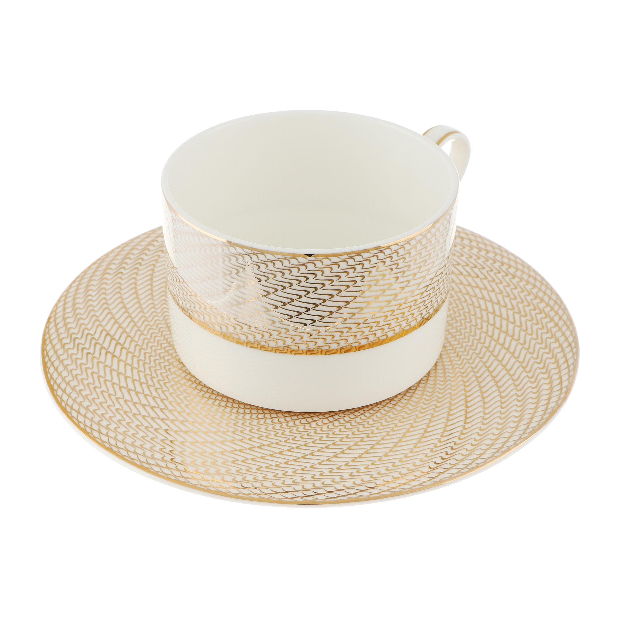 Набор чайный Naomi Миллениум голд 12 предметов