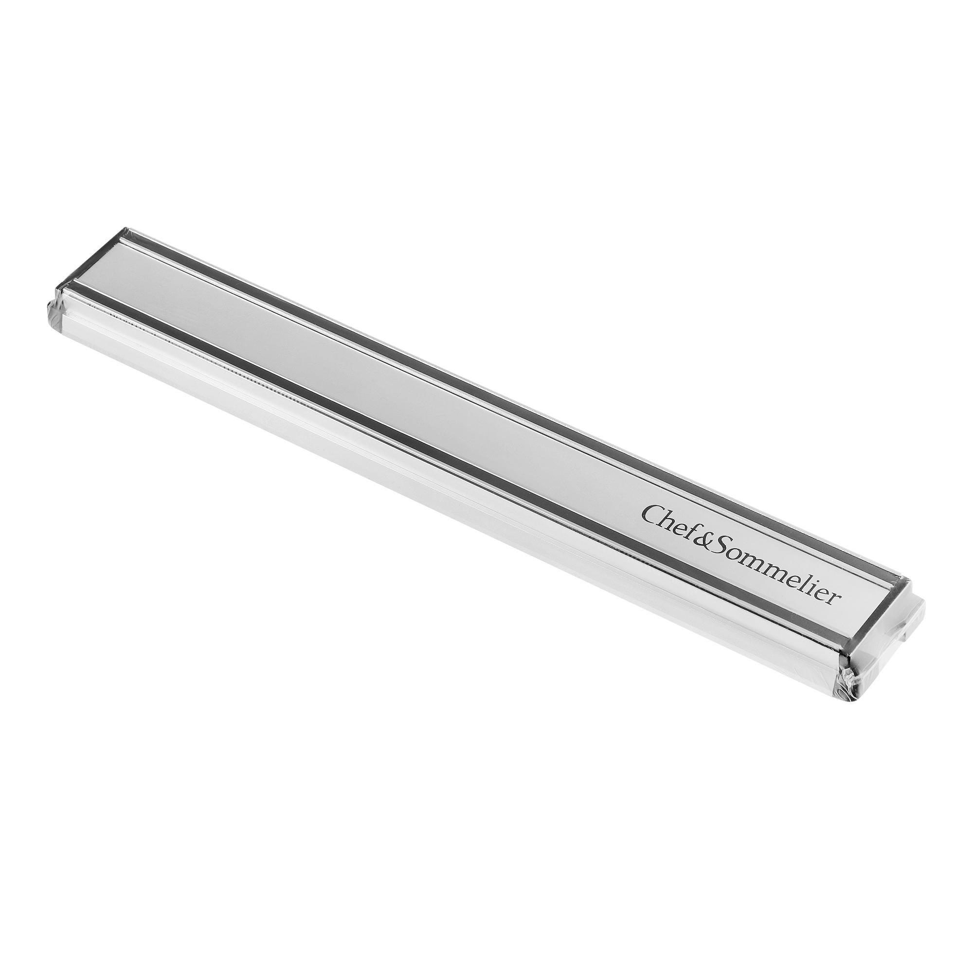Фото - Держатель магнитный Chef & sommelier алюминиевый для ножей магнитный держатель для ножей 45 см arcos varios 6926