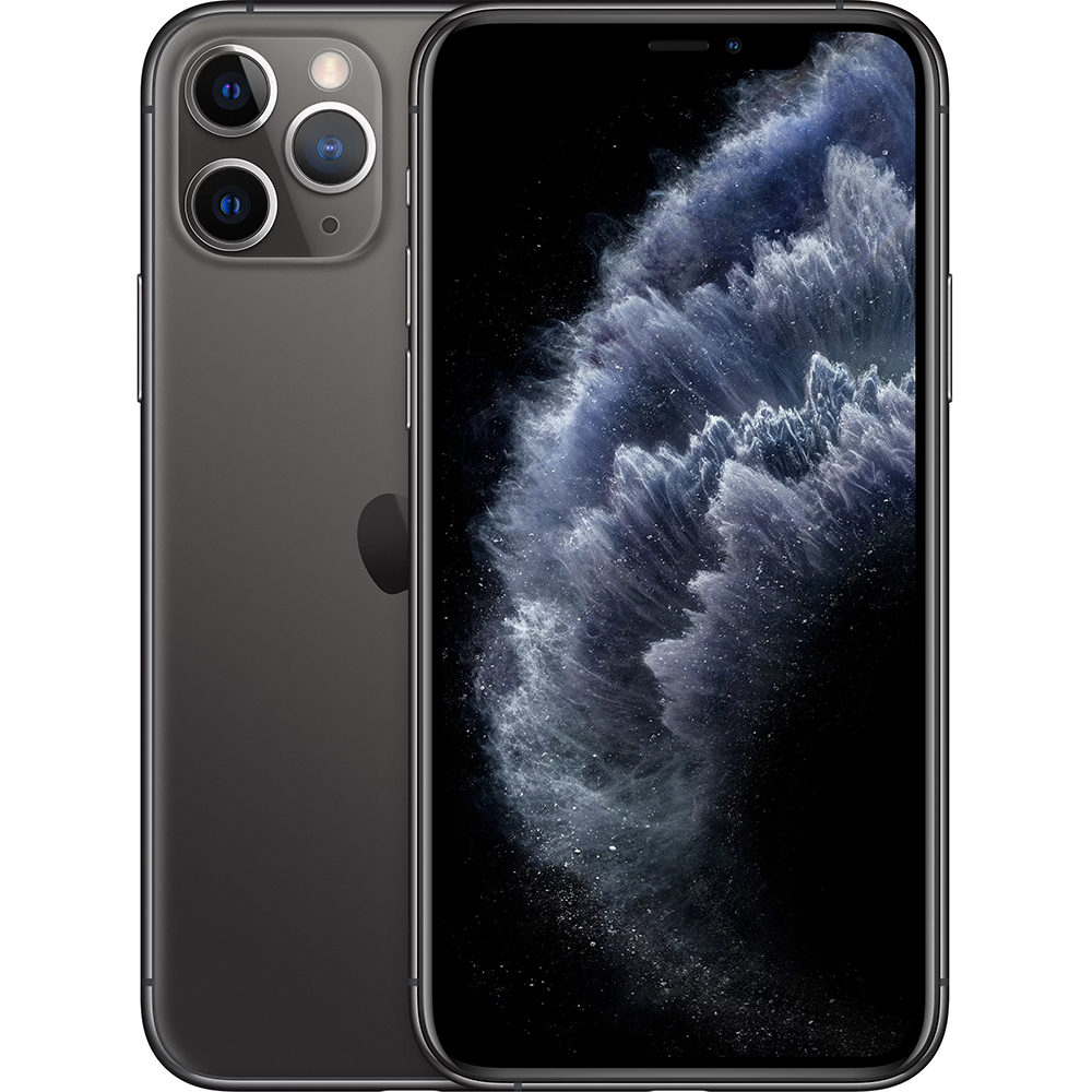 Смартфон Apple iPhone 11 Pro Max 64 GB Space Gray телефон apple iphone xs max 512gb a2101 space gray