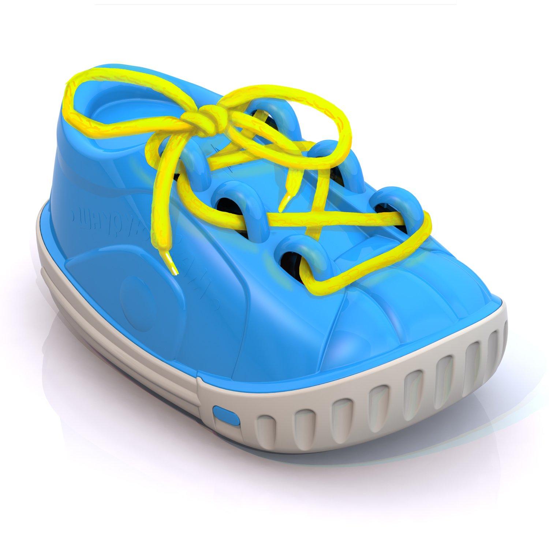 Игрушка дидактическая Нордпласт Ботинок-шнуровка