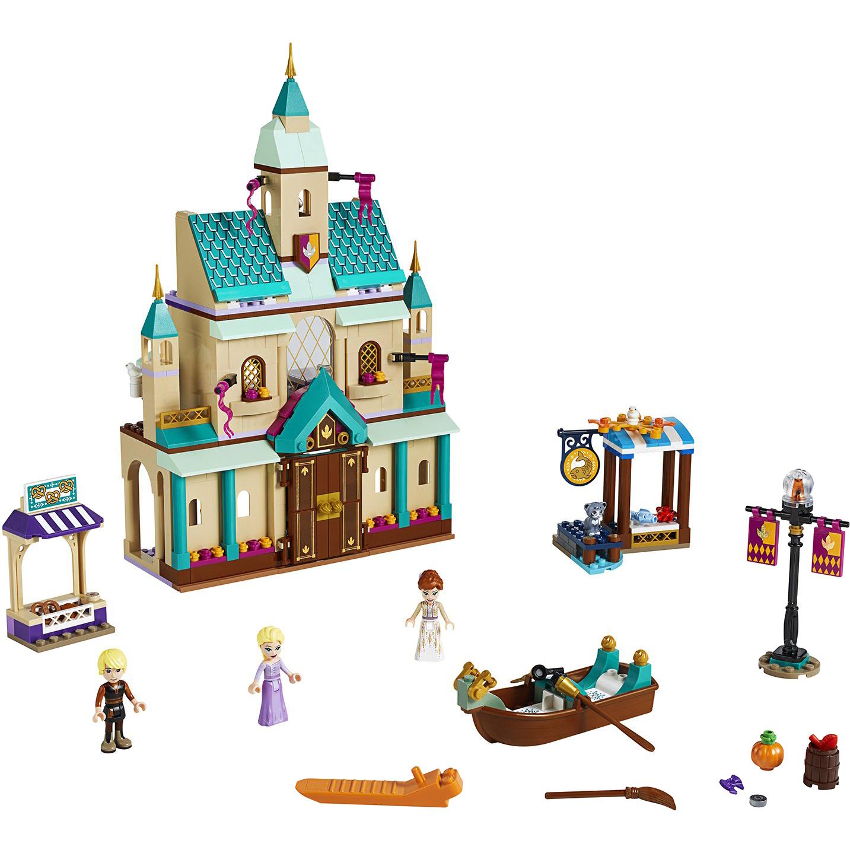 Купить Конструктор Lego Disney Princess Деревня в Эренделле 41167, пластик, для девочек, Конструкторы, пазлы
