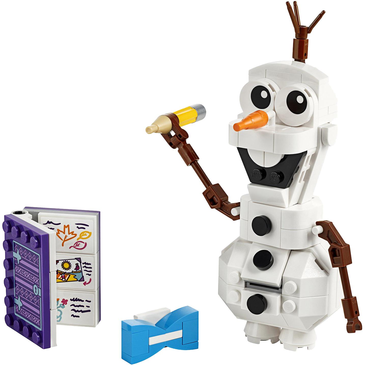 Купить Конструктор Lego Disney Princess Олаф 41169, пластик, для девочек, Конструкторы, пазлы