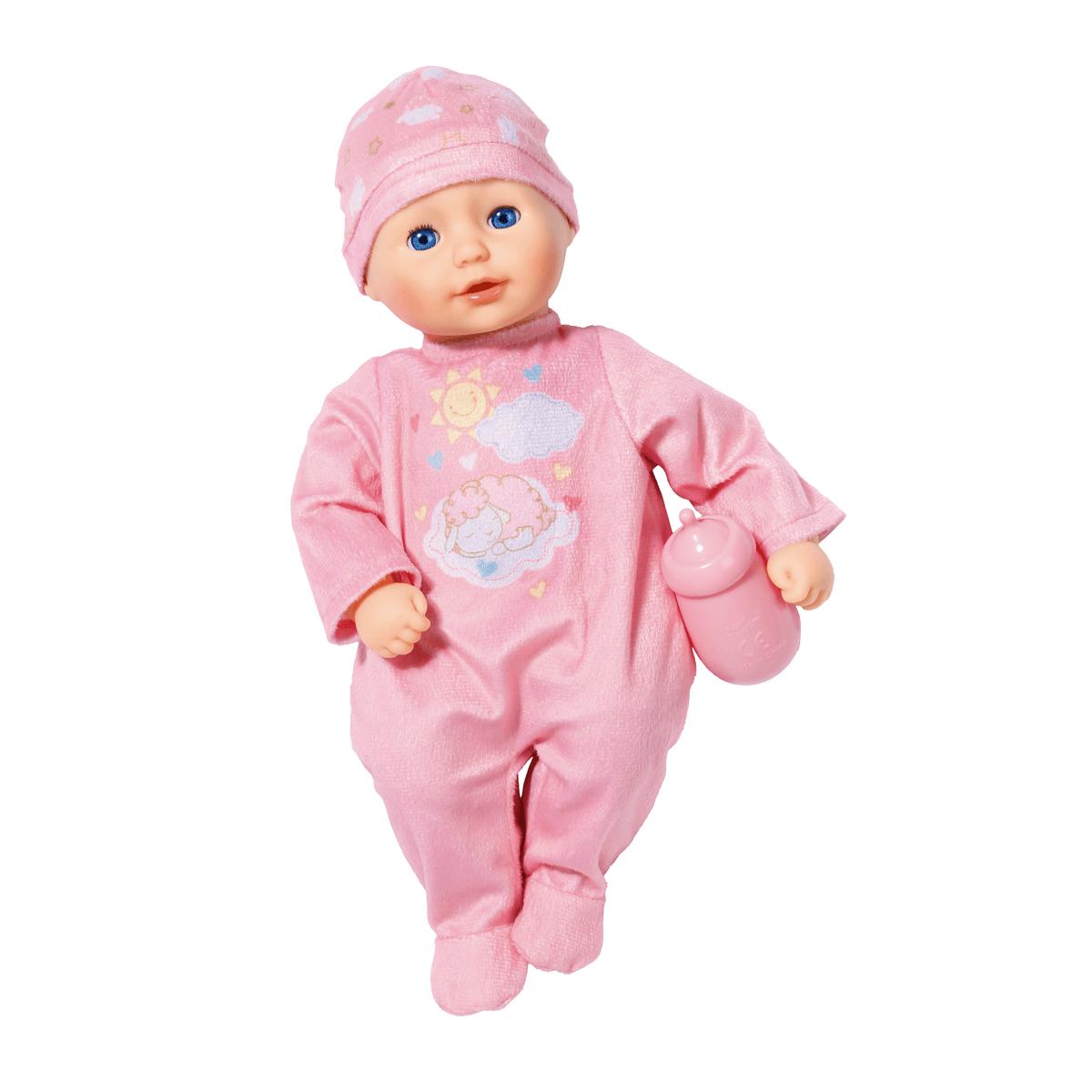 Кукла интерактивная Zapf My First Baby Annabell 30 см недорого