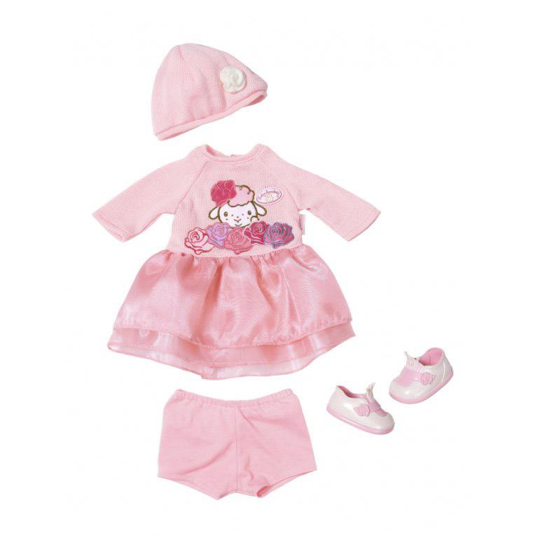 Фото - Набор вязаной одежды Zapf Baby Annabell набор аксессуаров zapf creation