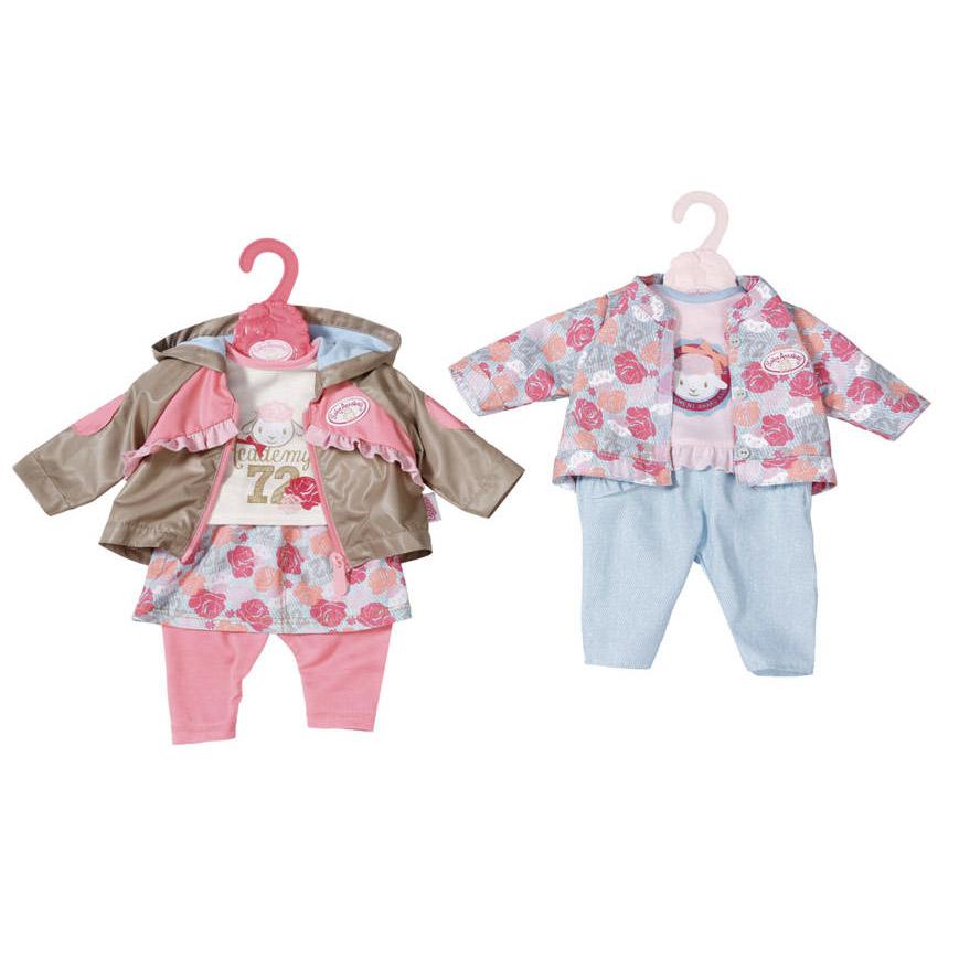 Фото - Одежда для прогулки Zapf Baby Annabell бутылочка zapf creation baby annabell 700 976 розовый