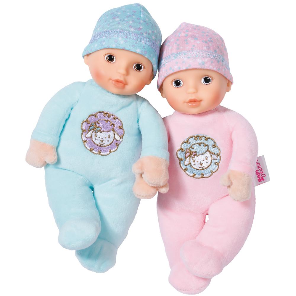 Набор кукол Zapf Baby Annabell for babies 2х22 см.