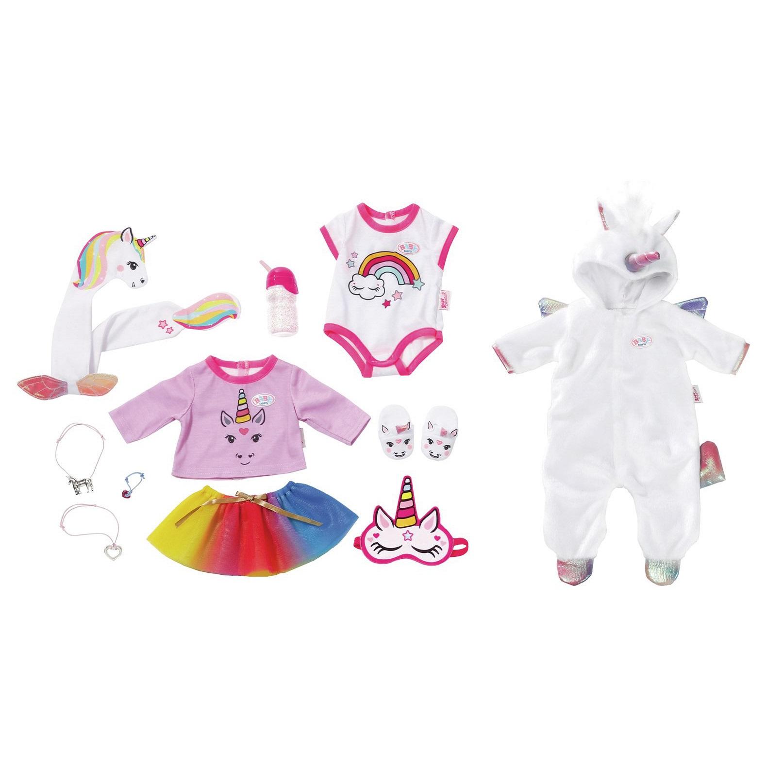 Одежда Zapf Baby Born Сказочный единорог