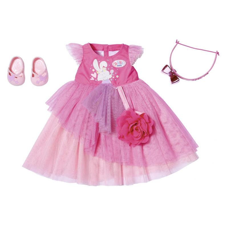 Одежда Zapf Baby Born Бальное платье делюкс