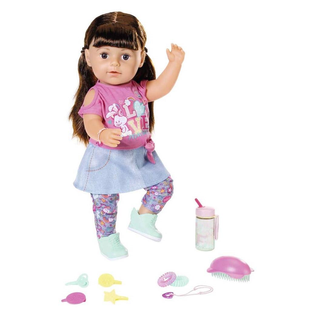 Кукла Zapf Baby Born Сестричка 43 см.