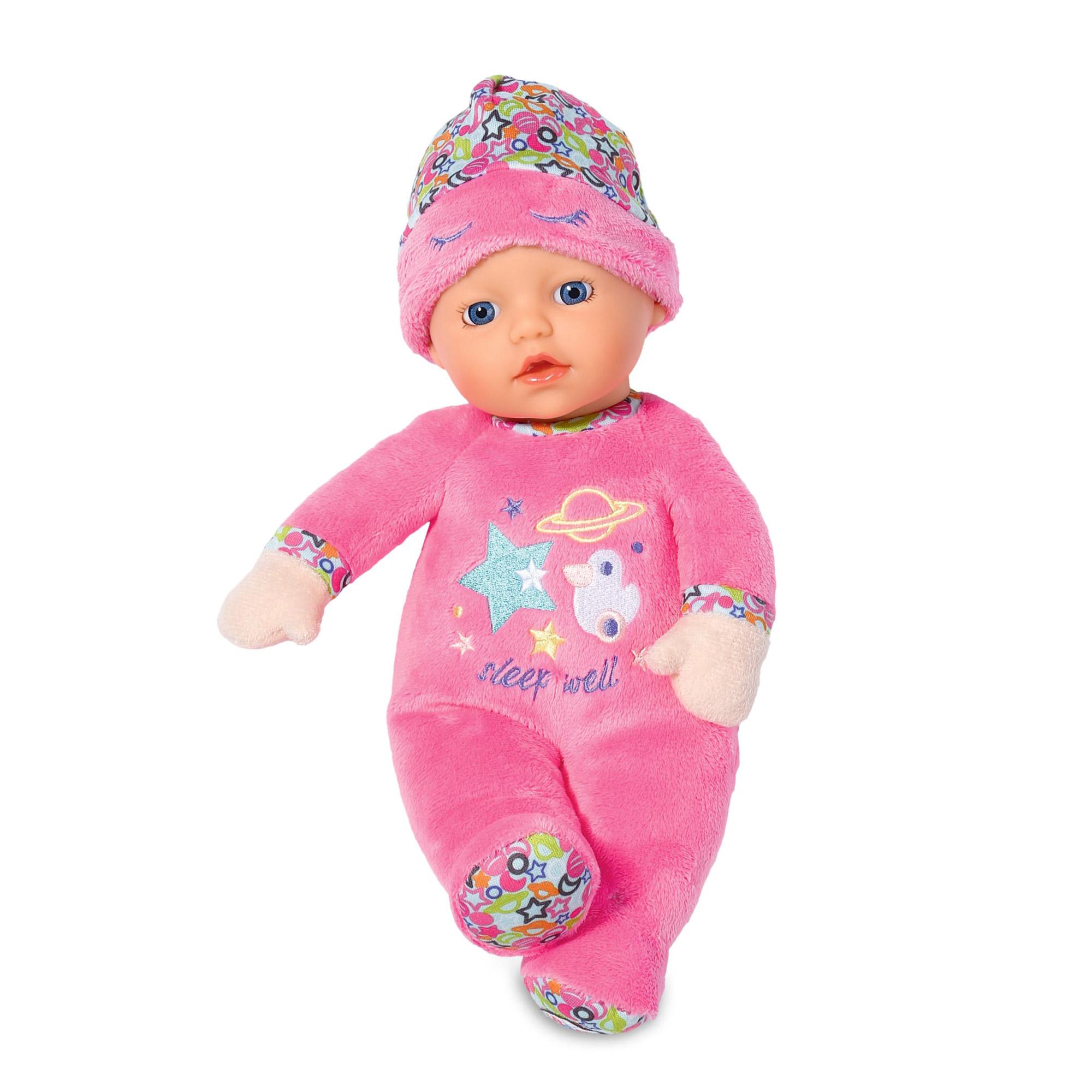 Кукла мягкая Zapf Baby Born for babies 30 см