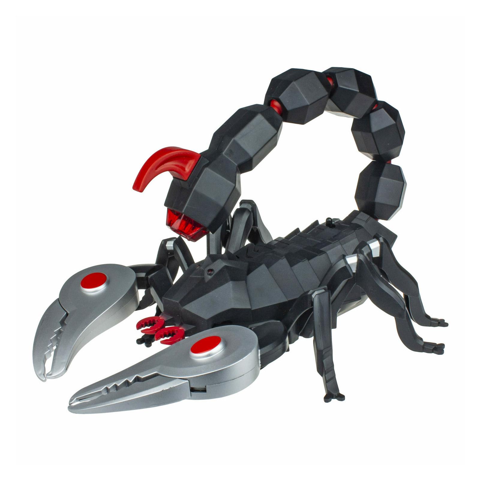Робот на ИК-управлении 1Toy Императорский Скорпион с парогенератором фото