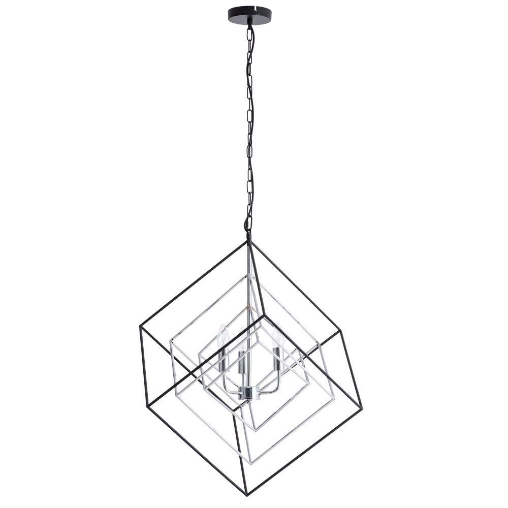 Светильник подвесной Artelamp A5282SP-3BK