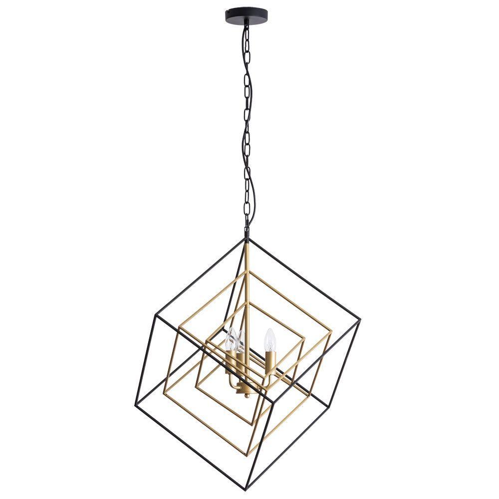 Светильник подвесной Artelamp A5283SP-3BK