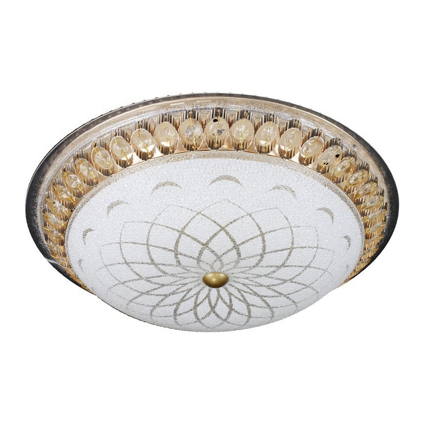 Светильник светодиодный Estares marocco gold 72w r-510-white