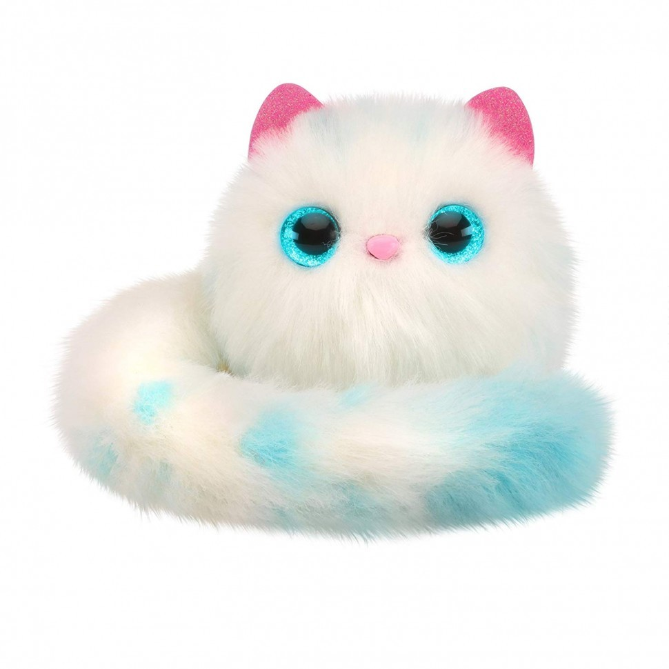 Интерактивный питомец 1TOY Pomsies Snowball