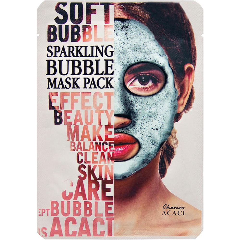Кислородная маска Acaci Chamos Очищающая