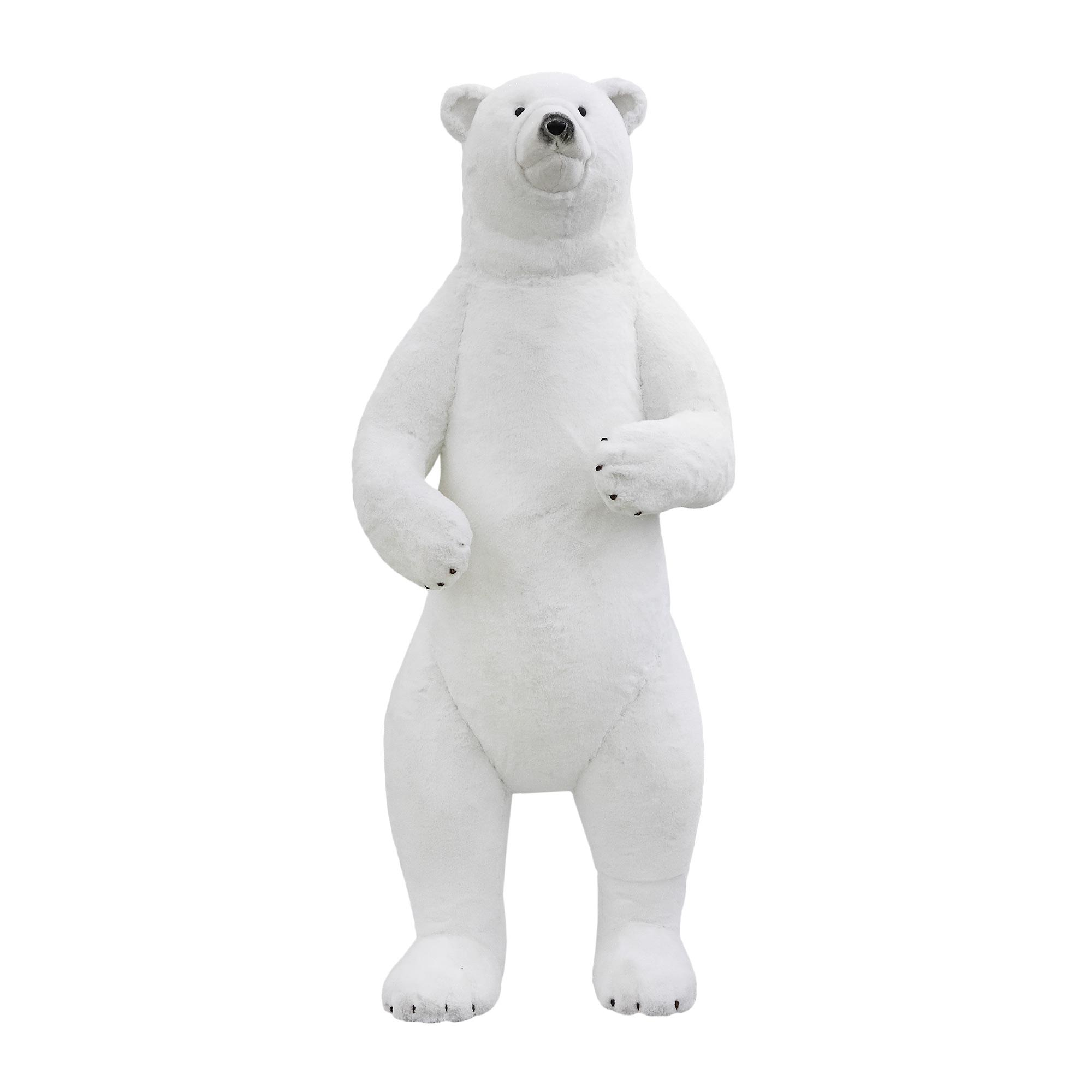 Фигура Kaemingk медведь полярный 66х72х179см