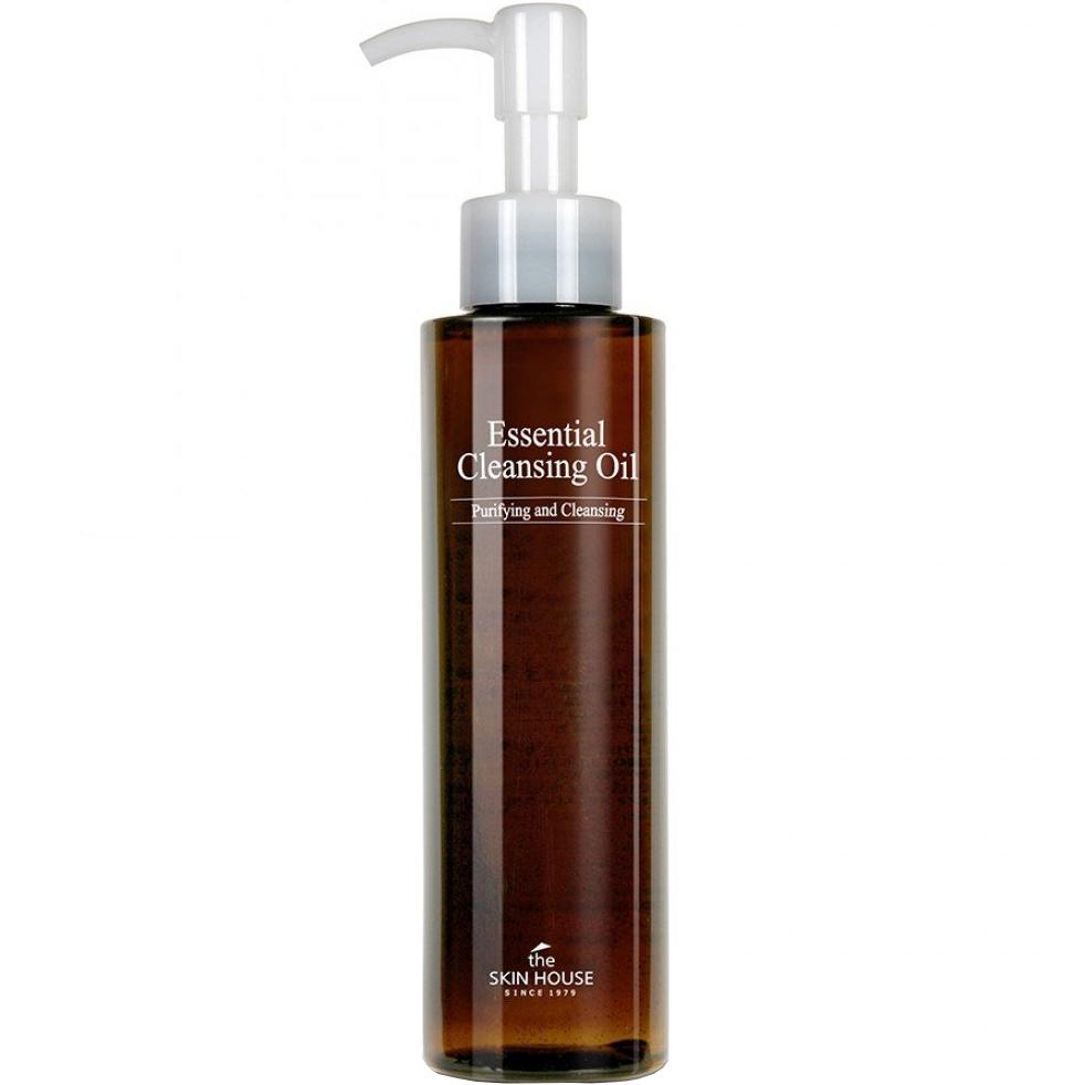 Гидрофильное масло The Skin House Essential Cleansing Oil 150 мл