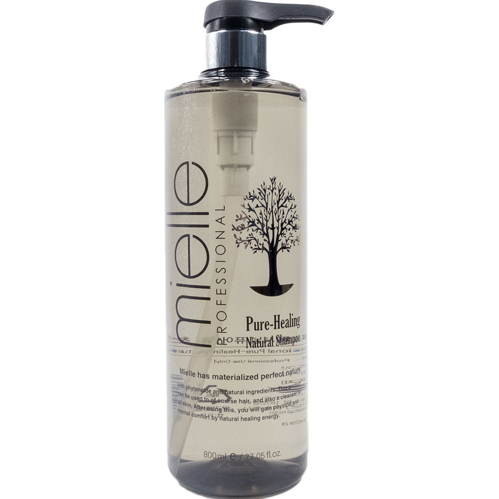 Шампунь для волос JPS Mielle Pure Healing Natural Shampoo 800 мл фото
